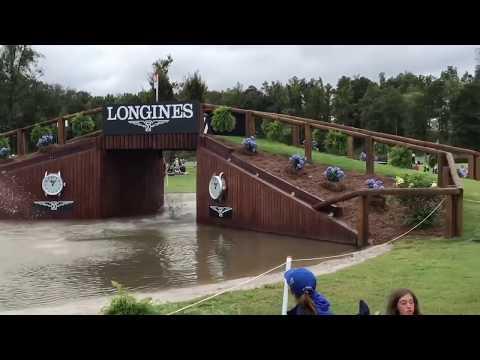WEG Cross Country Tryon 2018 World Equestrian Games