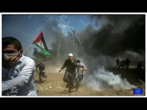 "Gaza Massacre: UN condemns Israel's ""outrageous human rights violations"""