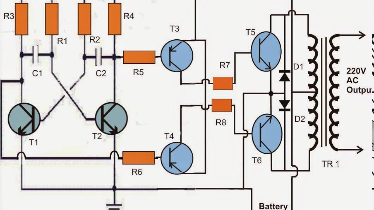 small resolution of inverter 12v to 220v 5000 w part 3