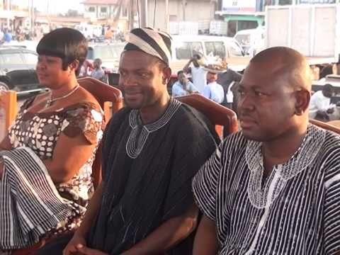 Official Launch Of ASANSAN TV SHOW and The Gonja Traditional Calendar in Accra