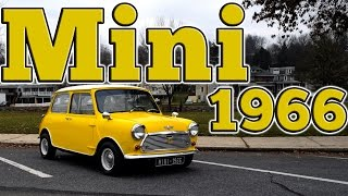 Regular Car Reviews: 1966 Morris Mini Cooper