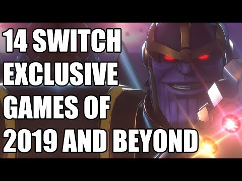 14 Switch Exclusive Games Of 2019 And Beyond