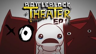 BattleBlock Theater! - Co-op w/ H2O Delirious (Tales of Epic Fails)