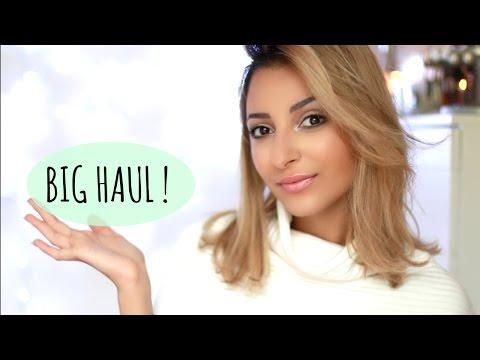 Big Haul Nouveautés ♡ Chanel, Lush, Too Faced, Etam, Kiko, Elle ...
