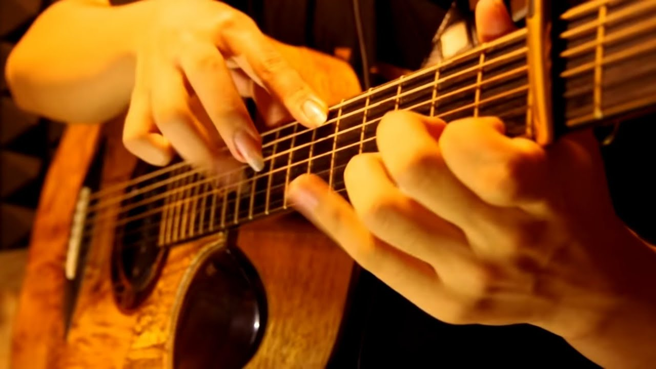 Foreigner - Waiting for a Girl Like You - Solo Acoustic Guitar(Kent Nishimura)