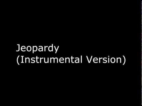 Greg Kihn Band - Jeopardy (Instrumental Version)