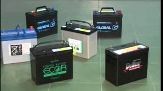 'Аккумуляторный рай' (Омск): японские аккумуляторы ECO.R и ECO.R LS (сюжет 3)
