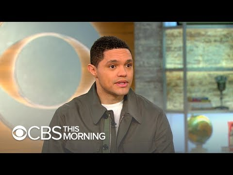 """Trevor Noah says firing people for blackface controversies """"doesn't solve the problem"""""""