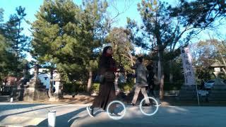 Pedestrians (semi-aleatoric music, AR) - Naoki Tohdo