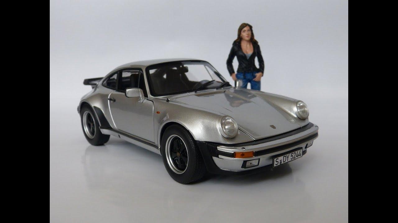 1 18 norev porsche 911 turbo 3 3l 1977 youtube. Black Bedroom Furniture Sets. Home Design Ideas