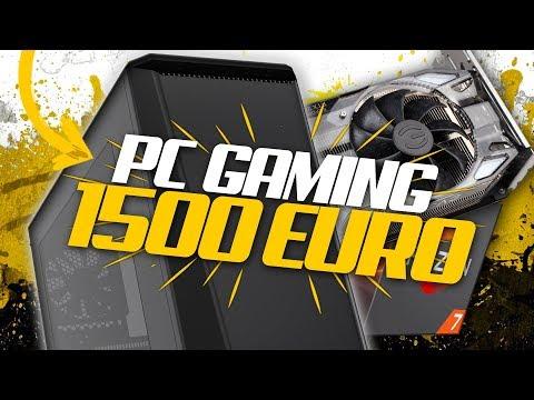 PC gaming da 1500 Euro per dominare il QHD 2K