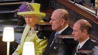 Елизавета II заставила подписать этот документ:  Одно из условий брачного контракта Маркл и Гарри