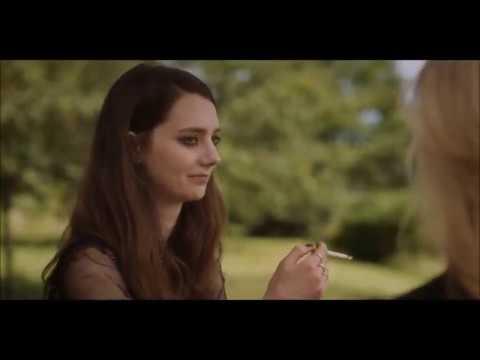 Tanya Reynolds, Emilia Fox, Dawn French Smoking  Delicious S1