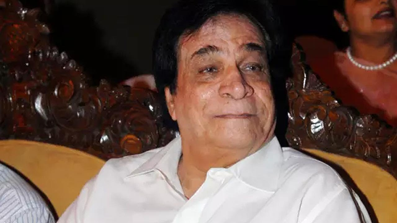 Veteran Bollywood Actor Writer Kader Khan Dies At 81 Youtube