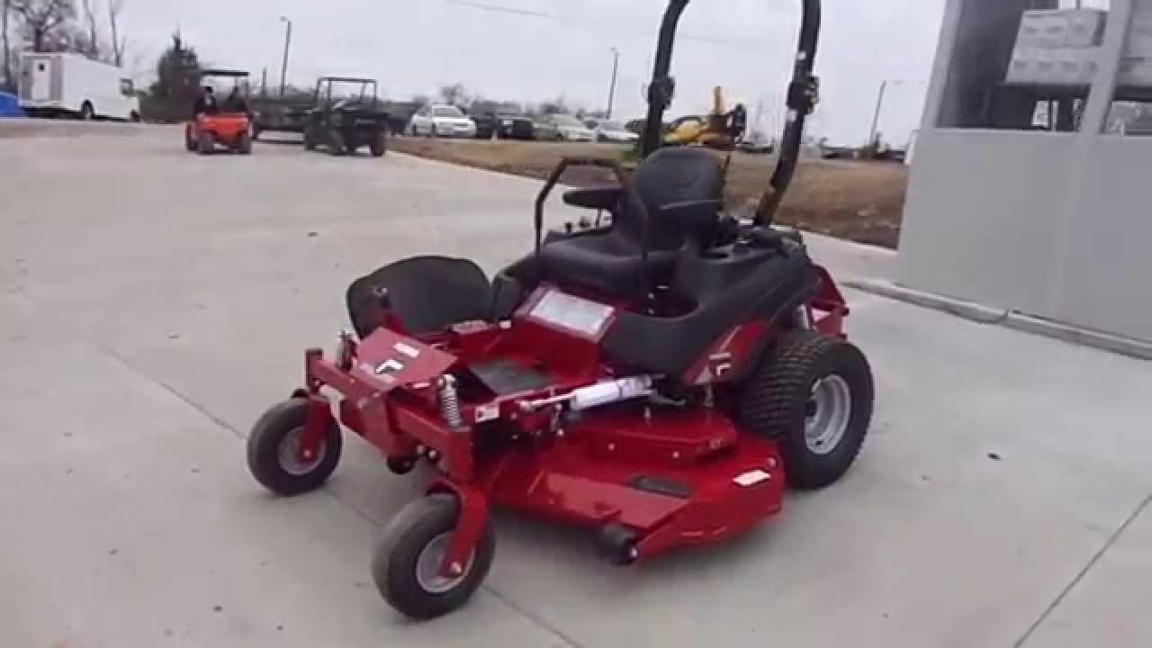Ferris IS700Z Zero Turn Mower with 27 HP Engine