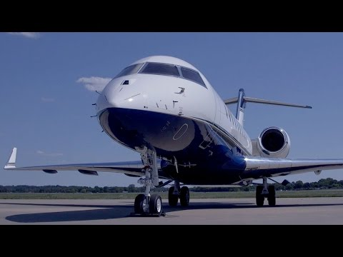 Rebirth of an Airplane – Timelapse of a Global 120 month Inspection – Sponsor Content