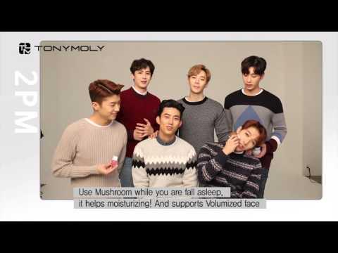 TONYMOLY INTERVIEW 2PM+HYUN A1 125ENG