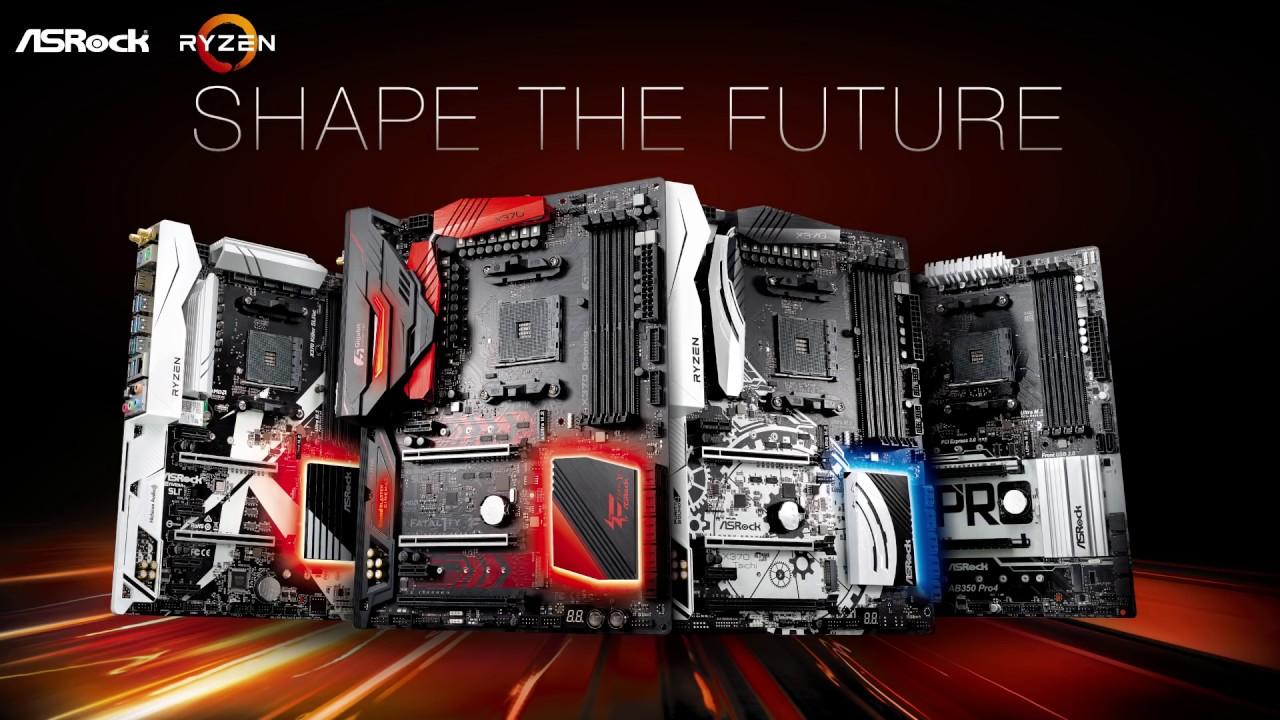 ASRock Fatal1ty X370 Professional Gaming AM4 ATX AMD Motherboard -  Newegg com