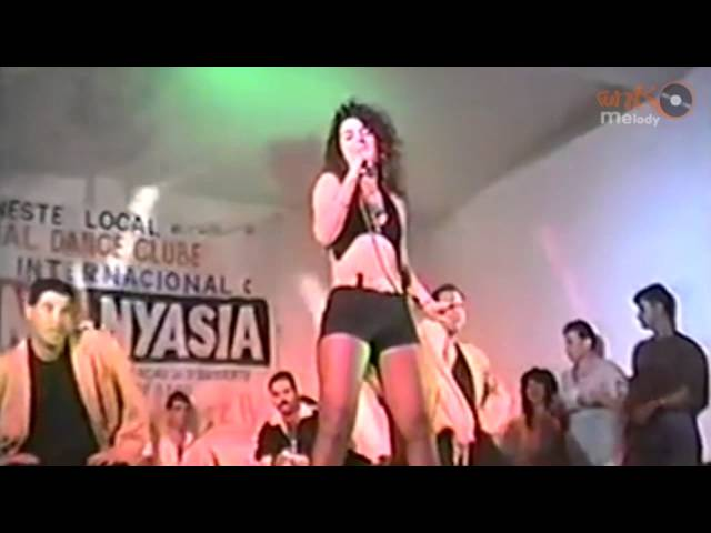 Nyasia - Now & Forever (Rio, Brazil 1991 Imperial Dance Clube)