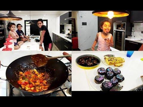 அண்ணன் பசங்களோட ஒரு நாள் - Whole Day Baking Vlog - YUMMY TUMMY TAMIL VLOG