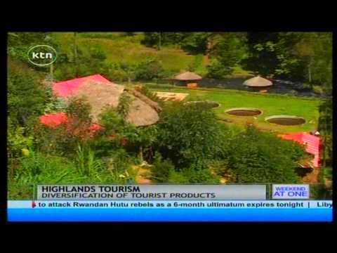 Tourist Attractions Around Mt Kenya Region.