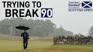 Can EAL break 90 at the Scottish Open?