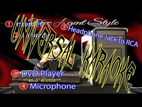 Universal Karaoke Setup @ YouTube ◎ F.A.S ◎