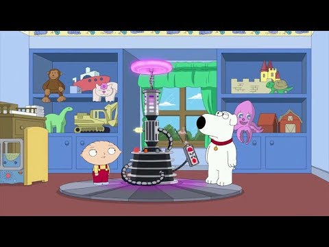 Stewie And Brian Swap Bodies  Family Guy
