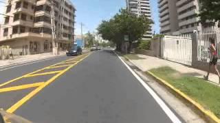 Puerto Rico Riding Tours 04: Ocean Park - Condado - Old San Juan.mp4