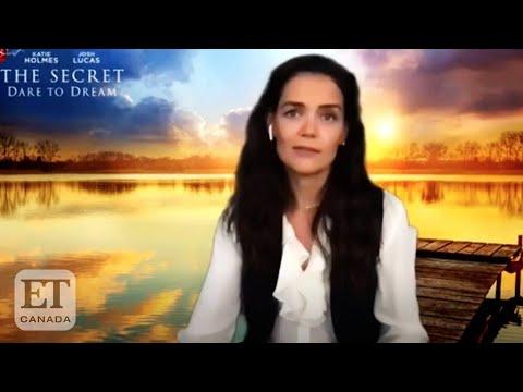Katie Holmes Talks New Romantic Drama 'The Secret: Dare to Dream'