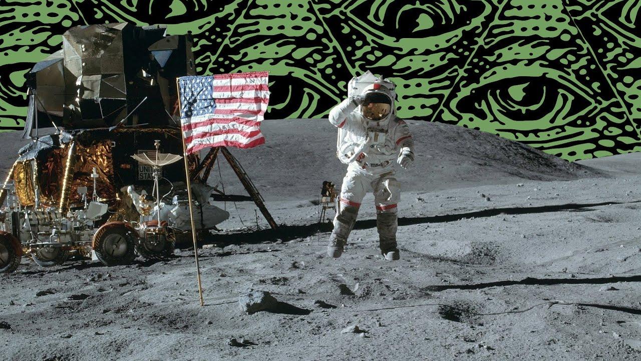 moon landing conspiracies - 1280×720