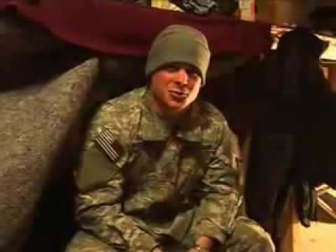 U.S. Soldiers talk about the Taliban