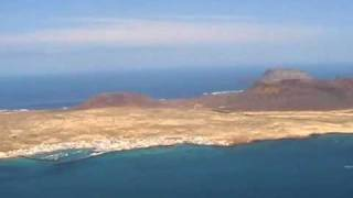 Isla La Graciosa / Lanzarote, Video 1