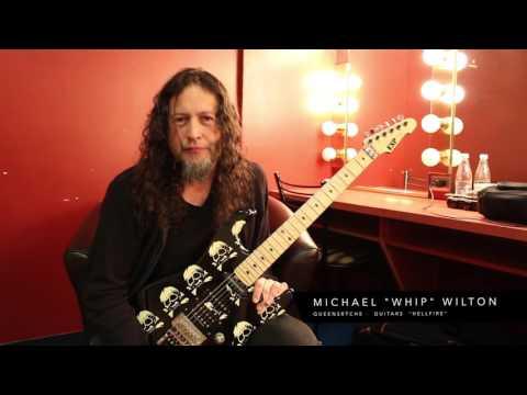 """QUEENSRŸCHE - Webisode #1 featuring Michael """"Whip"""" Wilton"""