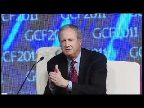 Jim Albaugh , Innovation as a means of competitiveness, GCF 2011 - 01 -23.f4v