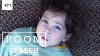 Room | Official Teaser Trailer HD | A24
