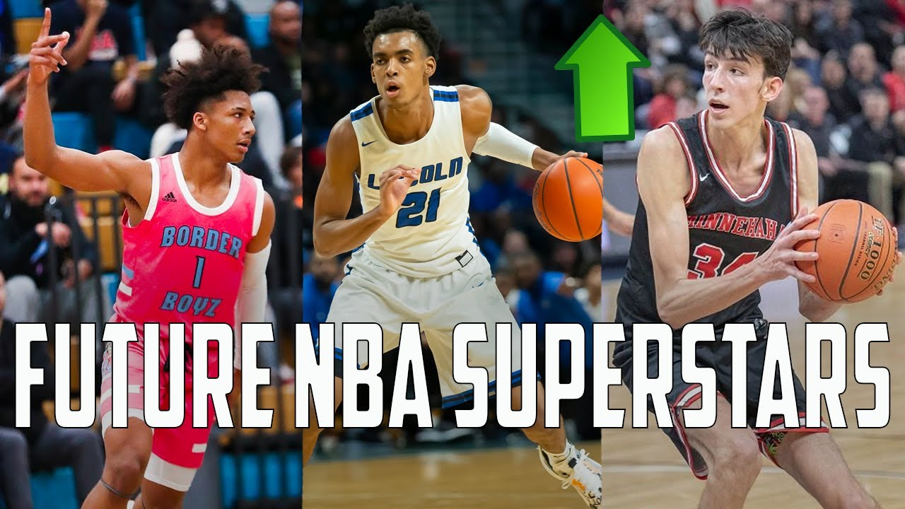 8 GENERATIONAL NBA Prospects To Keep An Eye On For The Future...