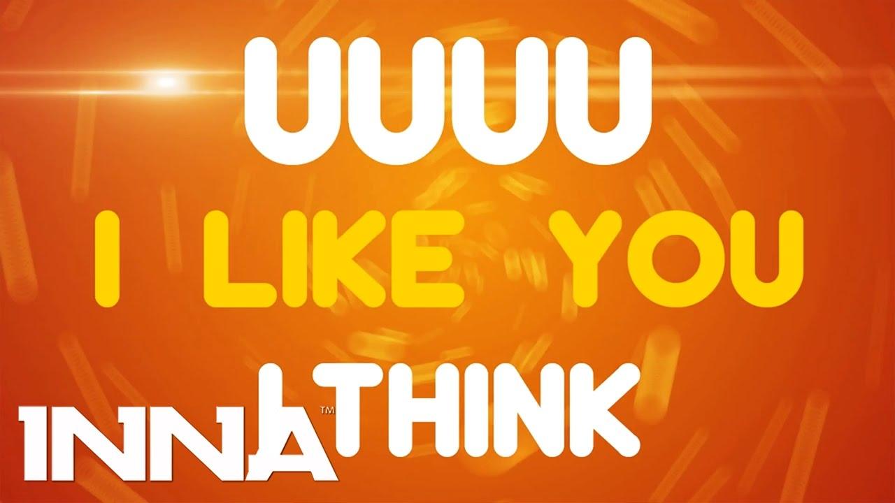 INNA - I Like You | Lyrics Video - YouTube