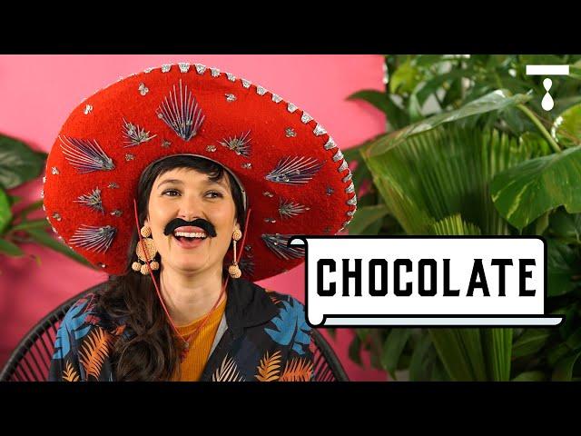 DE ONDE VEIO O CHOCOLATE? MÉXICO? SUÍÇA? 🍫🇲🇽🇨🇭 | Uia-Pédia