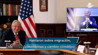 """No será sólo """"un país al sur de la frontera"""", asegura; López Obrador dice que relación es de """"vital importancia para  alianza de Norteamerica"""""""