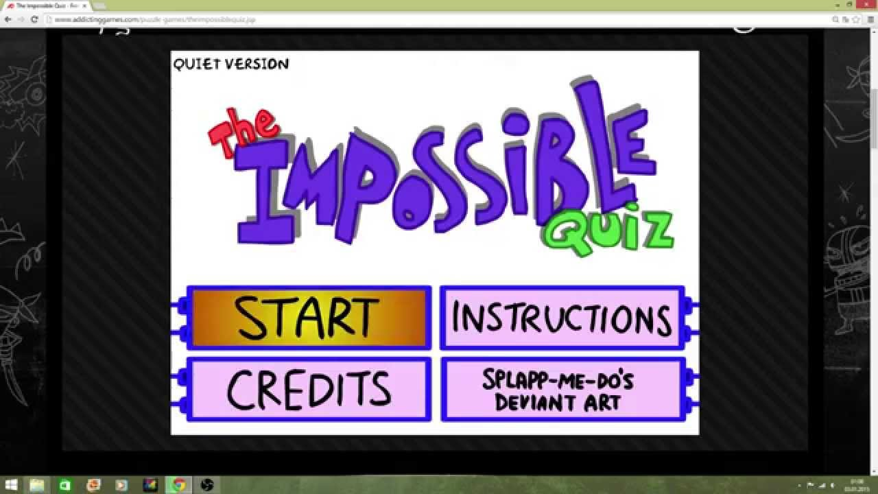 The Impossible Quiz Deutsch