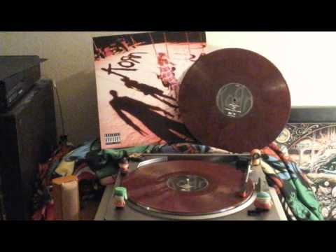 Korn - Blind (Flame Red vinyl)