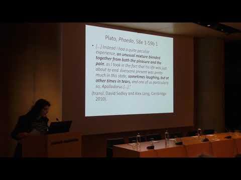 A. Tatsi, Approaching Emotions Conference