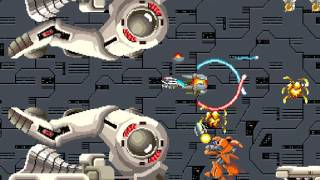 R-TYPE ARCADE GAME. Play retro 80