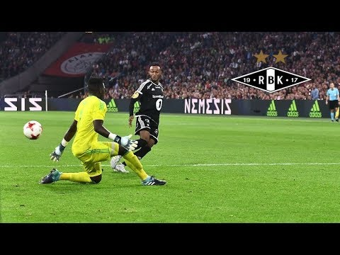 Ajax vs Rosenborg BK 0-1 (All Goals UEFA Europa League playoff 2017)