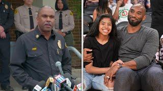 Kobe Bryant Dead at 41   L.A. Sheriff's Press Conference