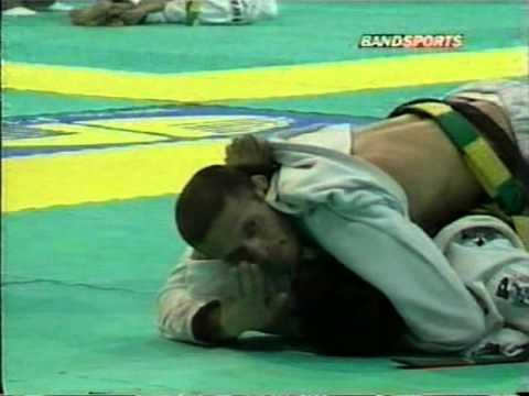 Cicero Costha X Yuki Nakai Jiu Jitsu  Mundial 2004