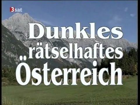 Dunkles rätselhaftes Österreich