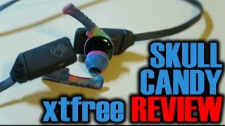 Review on the Skull Candy Wireless Bluetooth Earphones. Follow me o...