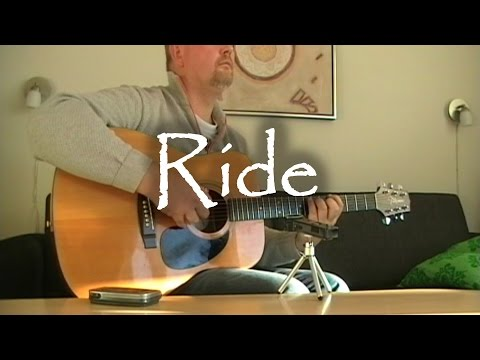 Ride - Lana Del Rey | fingerstyle guitar (with tabs)